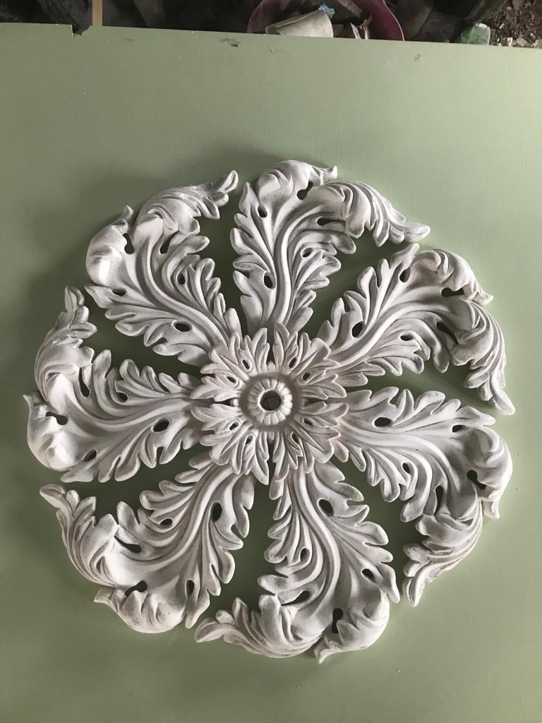 CPL5 Leaf Centrepiece